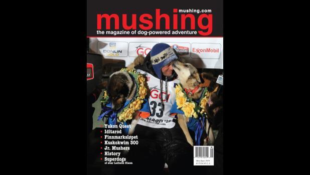 Mushing magazine #178